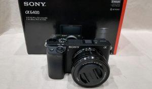 รีวิวกล้อง E-mount α6400