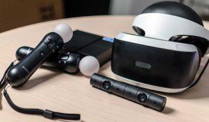 PlayStation VR ลงเกมเพิ่มอีกในปี 2018